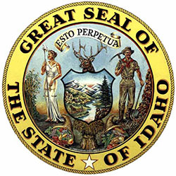 State of Idaho seal