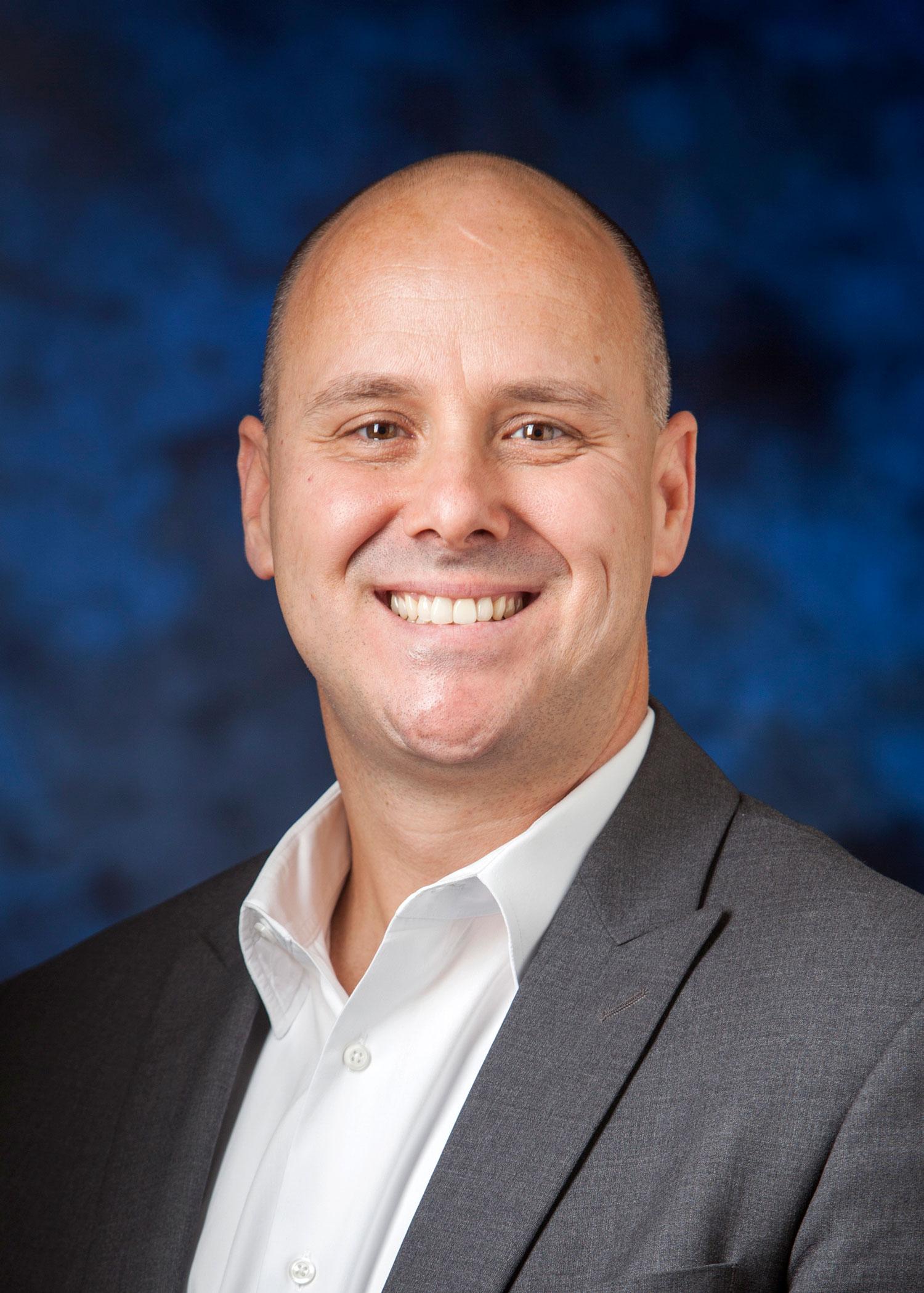 Dave Heffner Headshot